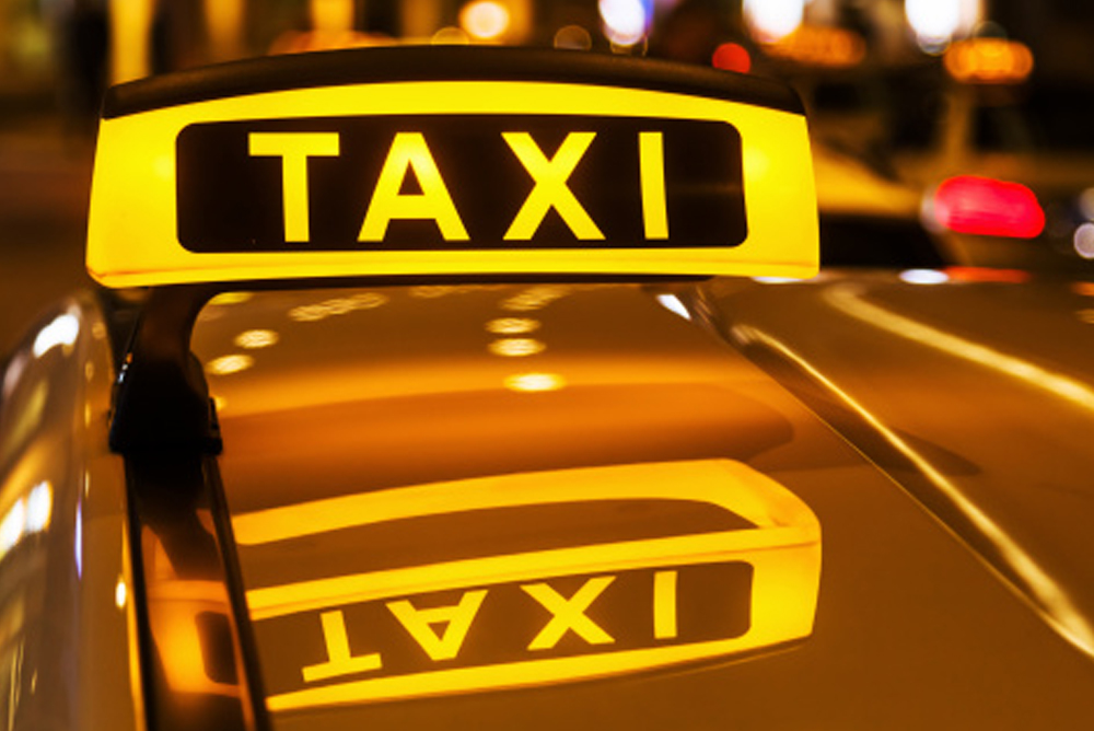 Taxiwerbung - Taxi Media Marketing